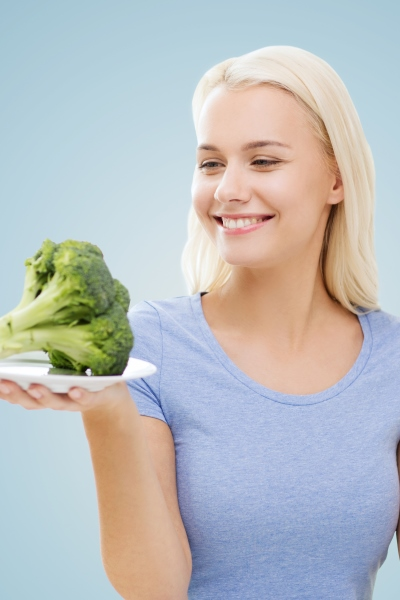 Pin this when you crave broccoli more than junk food, you know that you have turned a corner.