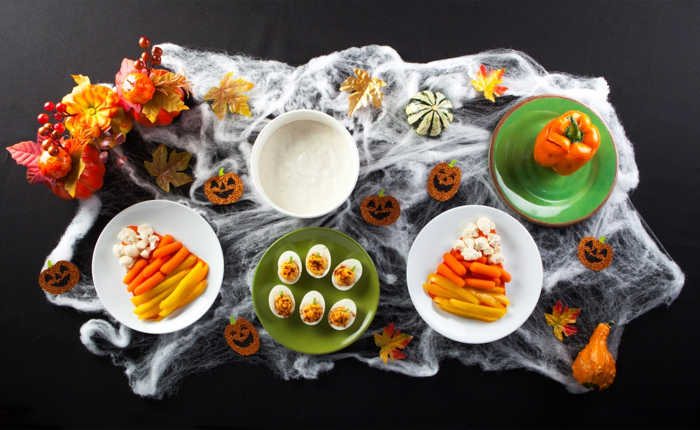 Personal Trainer has the cutest Trick or Treat snacks, so healthy, good, and easy to make for you and the kids.