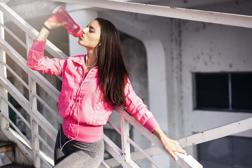 Always carry a water bottle filled with pure water to help you lose weight, Personal Trainer Food can help you with the rest.