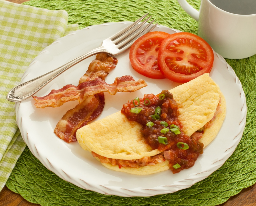 Yes, you can lose weight eating a yummy breakfast like this, best of all, this low no carb meal is convenient and cost-effective, too! Order yours today!