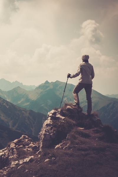 Get your best body, climb any mountain, snag your dream job with these pro motivational tips.