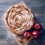 Sugar-Free Apple Rose Tart