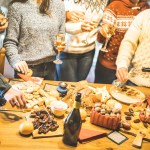 How NOT to Gain Weight at Holiday Parties
