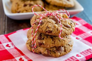Guilt-Free Chocolate Chip Cookies