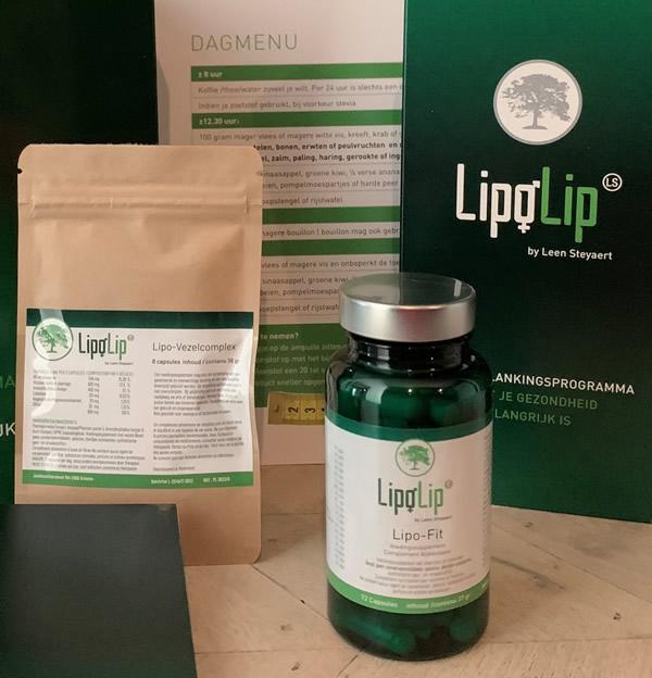 Lipolip-afslanken personal trainer redgy Boens