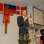 Pastor Bryan Longworth