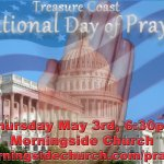Cry Out to God for Our Nation – National Day of Prayer