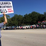 Planned Parenthood Protest Lakeland FL August 22 2015