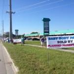 August 22 2015 Planned Parenthood Protest Jensen Beach FL