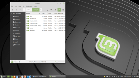 Linux Mint 19 installation, and getting WINE to work – David