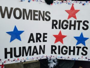 Voices of the People at Women's March