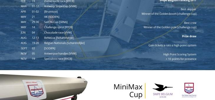 MiniMax Cup – Belgium Snipe ranking 2017