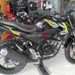 All New Honda CB150R Streetfire Facelift 2016