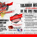 Final Battle Honda Modif Contest 2016 di Mall La Piazza