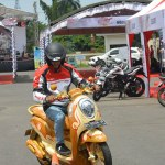 Test Motor Modifikasi Honda Modif Contest 2016 pertamax7.com