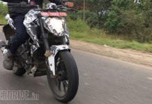 headlamp KTM DUKE 200 Versi 200 India