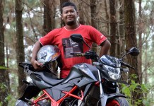 All new Honda CB150R Streetfire Pertamax7