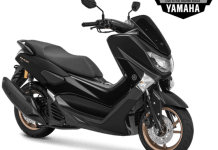 Yamaha NMAX 155 ABS Model 2018 Warna Hitam Doff Matte Black