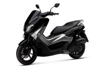 Yamaha NMAX 160 ABS Warna Hitam Grey