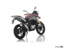BMW G310GS Racing Red 12 P7