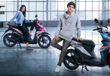 Warna Honda BeAT versi 2018