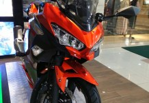 Depan All New Kawasaki Ninja 250 FI