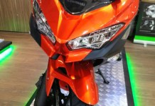 Headlamp Kawasaki All New Ninja 250 FI ABS