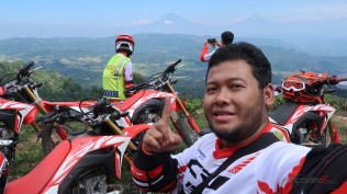 Honda CRF150L Goes To MXGP Semarang 06 P7