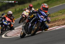 Wahyu Aji Trilaksana, UB150 ARRC India.JPG Race 1 Yamaha Racing Indonesia ARRC India 2018 P7
