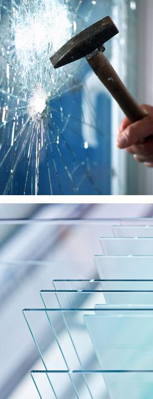 SAFETY-GLASS
