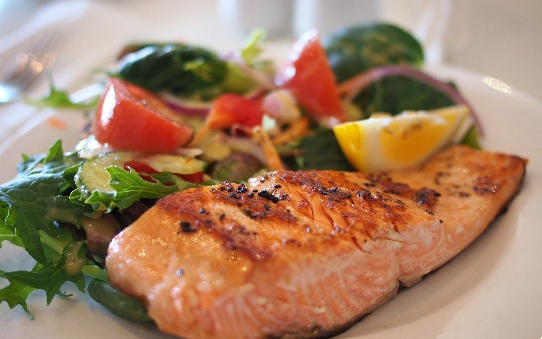 Salmon with Summer Tomato Salsa Recipes