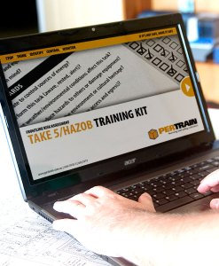 Free Take 5 Training Presentation