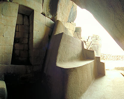 Inside the Royal Tomb