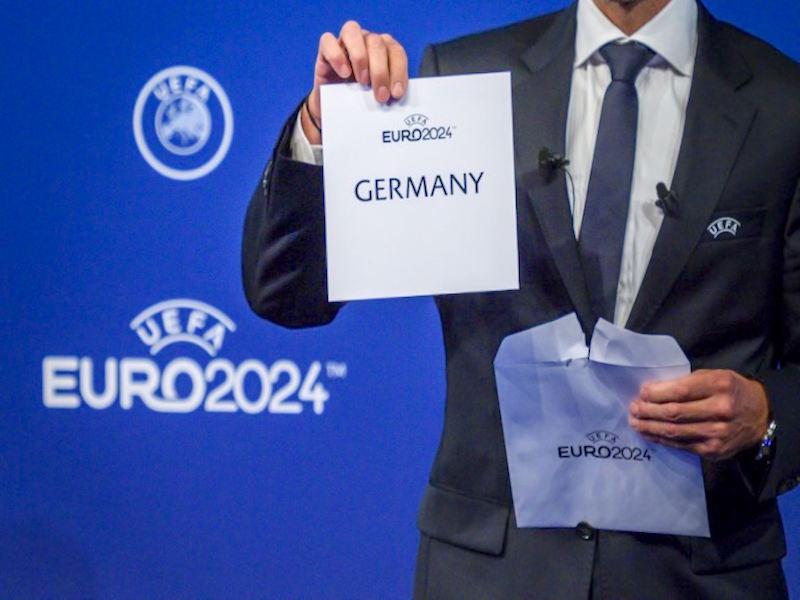 Resultado de imagen para ALEMANIA ORGANIZARÁ LA EUROCOPA 2024
