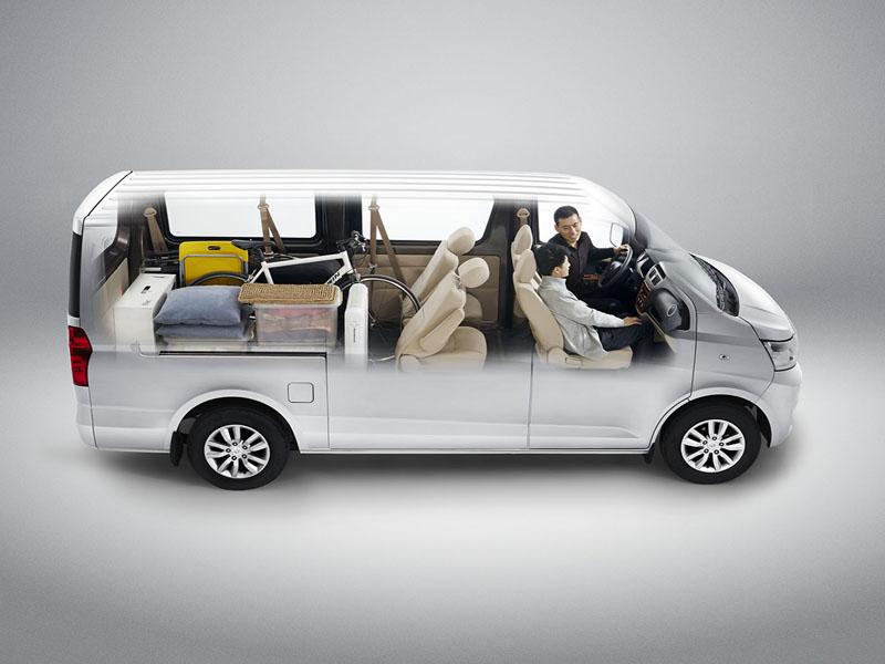 86114015e3ec6 Las vans de tipo comercial han logrado un interesante desempeño en los  últimos años
