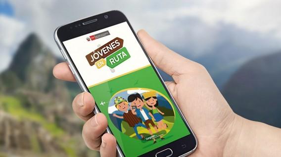 Gobierno peruano presenta app para viajeros que quieran conocer el Perú