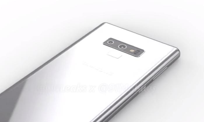 Samsung finalmente aumentará su capacidad de batería en el Galaxy Note 9