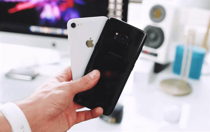 Mis 5 teléfonos favoritos del 2017
