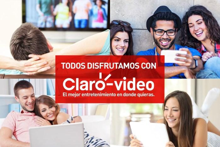 Ahora podrás acceder al catálogo de Claro Video gratis si eres usuario de Claro