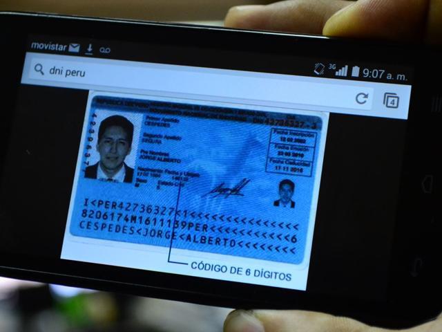 Pronto podrás identificarte desde tu smartphone con DNI móvil