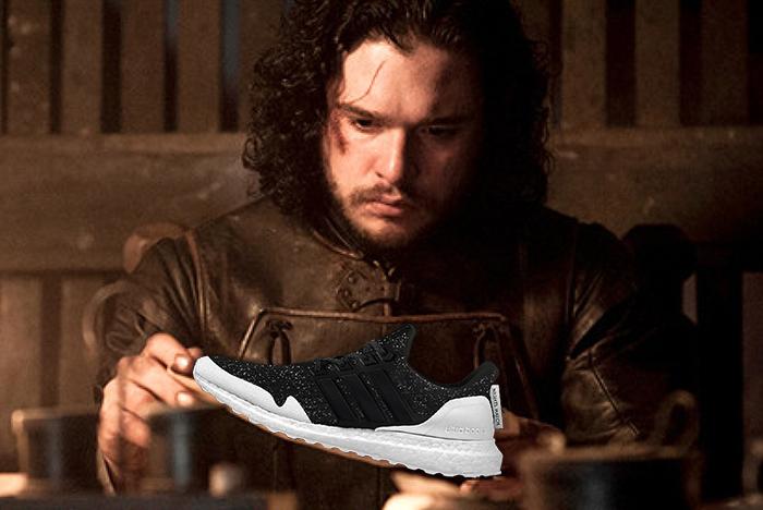Las zapatillas Ultraboost de Adidas inspiradas en Game of Thrones ya están en preventa