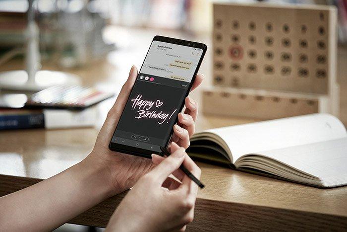 El Galaxy Note 8 ya inició su preventa oficial en Perú con Entel