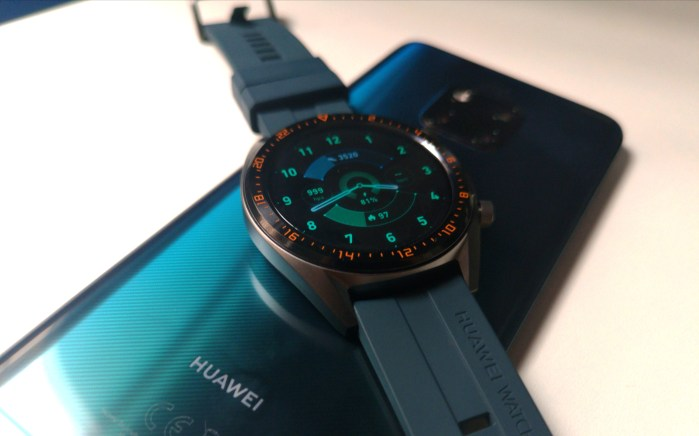 Análisis Huawei Watch GT 46mm