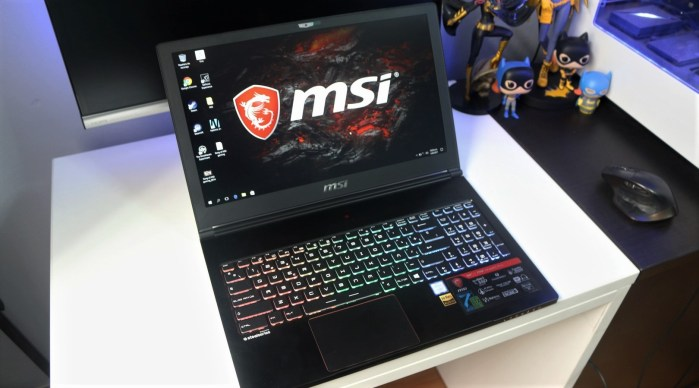 [Análisis] MSI GS63 7RE Stealth Pro