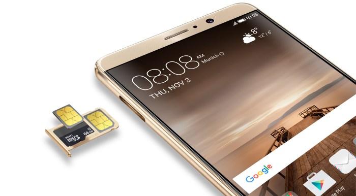 NP – Huawei Latinoamérica presenta el nuevo HUAWEI Mate 9 en CES 2017