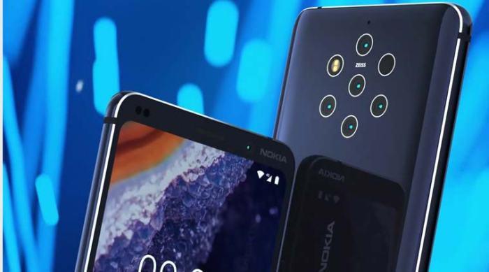 El Nokia 9 se deja ver en vídeo con 5 cámaras, lentes Carl Zeiss y tecnología Pureview