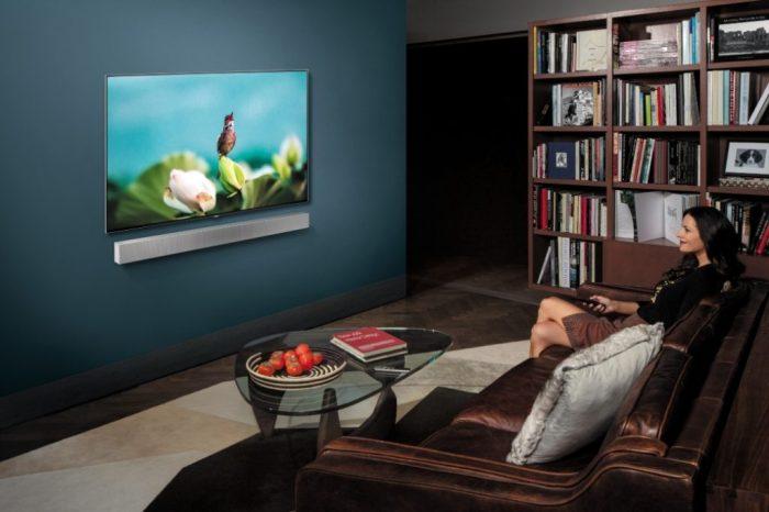 NP – QLED TV de Samsung y la barra de sonido MS6500: la combinación perfecta para ver televisión