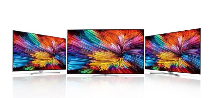 NP – CES: LG presentó línea de televisores Súper UHD 2017 con tecnología Nano Cell