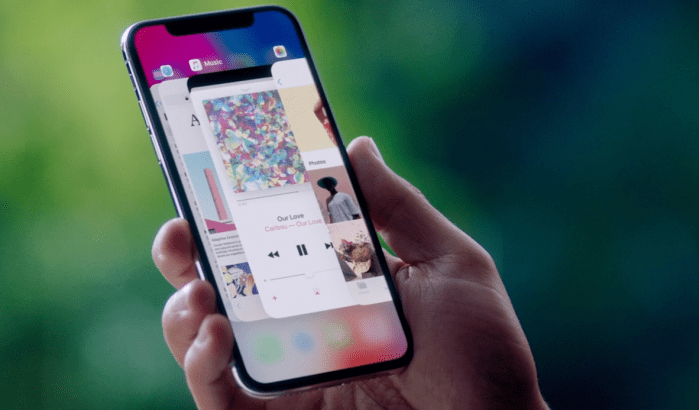 Apple vuelve a vender el iPhone X