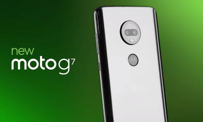 Motorola presenta su nueva línea Moto G7 con cuatro terminales